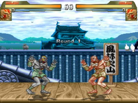 Dhalsim mugen characters