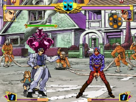 Chaos-in-Morioh-Town-stages-jojo-mugen