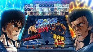 Hokuto No Ken-lts-mugen-Ken-VS-Raul