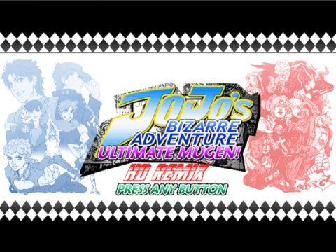 JoJo-Bizzarre-Adventure-Ultimate-Mugen-HD-Remix