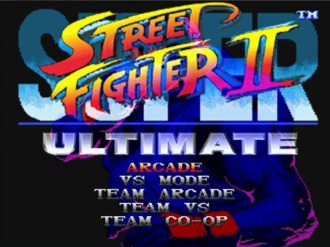 Super Street Fighter II Ultimate