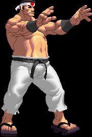 Daimon-Character