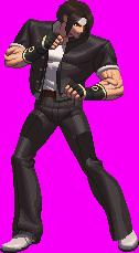 Kyo-Character
