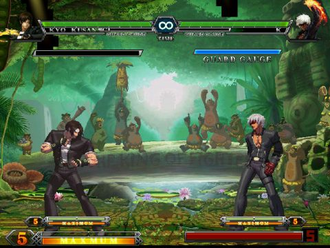 The King of Fighters XIII By Mugenation Update Version-01