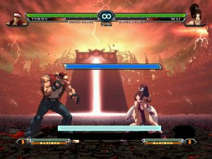 The King of Fighters XIII By Mugenation Update Version-02