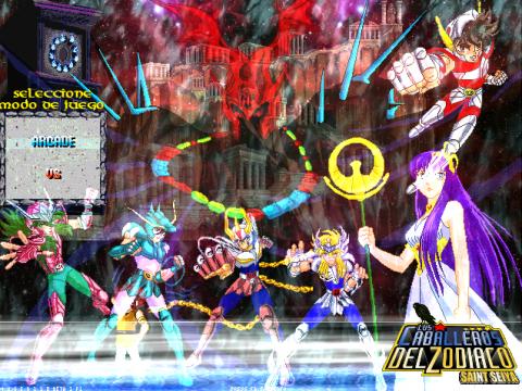 Staint_Seiya_Sanctuary_Wars_Mugen_Game