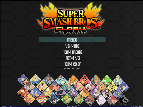 Super_Smash_Bros_Clash_Mugen_Game