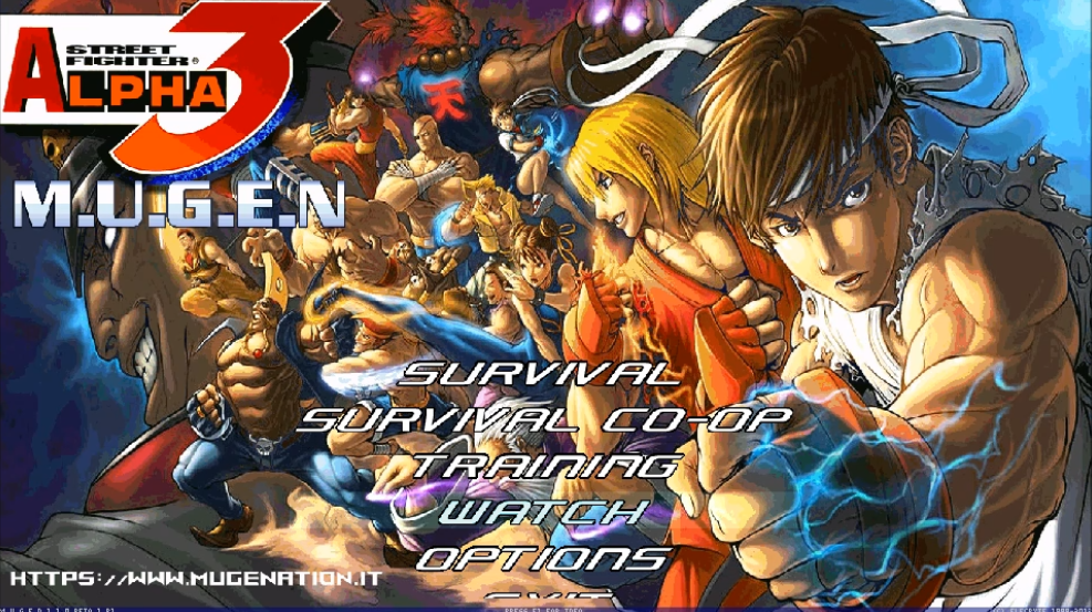 Android & PC UNOTAG Street Fighter Zero 3 Mugen Game By MugenationAndroid & PC UNOTAG Street Fighter Zero 3 Mugen Game By Mugenation