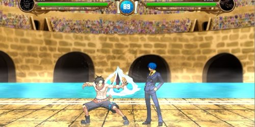 Ace Mugen Characters download