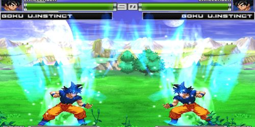 DBZ Extreme Butoden Goku Ultra Istinto Chars Download