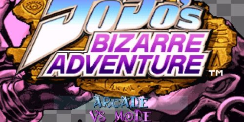 Jojo Bizarre Adventure Mugen Full Game Download