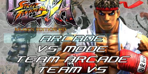 Street Fighter IV Ultra Mugen HD Download