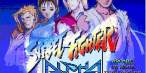 Street Fighter Alpha Chronicles Mugen full game by Raven Download